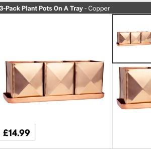 Planters Copper