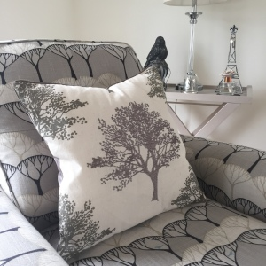 Autumnal Cushion