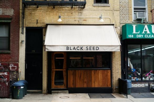 B Seed Bagel