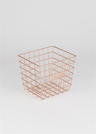 Copper Basket Matalan