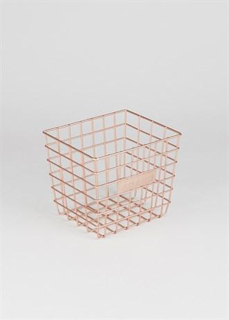 Copper Basket Matalan